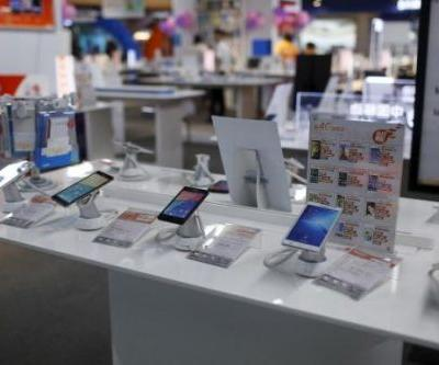 Smartphone shipments in China fell by up to 15.5% in 2018