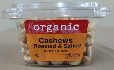 Hampton Farms recalls organic cashews over Listeria concerns