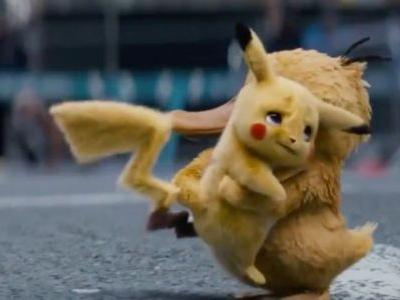 This New 'Detective Pikachu' Trailer Will Make You Cry