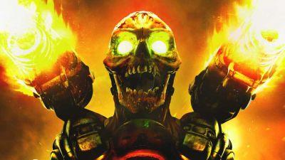 DOOM is free this weekend and all its multiplayer DLC is free forever