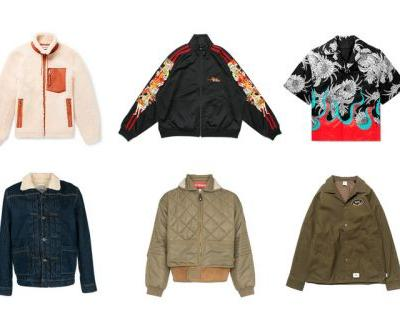 Here Are 15 Jackets Perfect for the Coming Fall 2018 Season