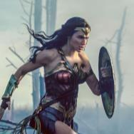 Today in Movie Culture: Wonder Woman Meets Captain America, 'Justice League' vs. 'The Avengers' and More