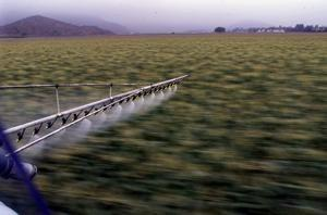 Chemical companies agree to end fight over pesticide ban