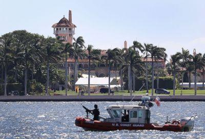Mar-a-Lago, the Florida resort where Trump has spent 25 days since taking office, sees huge boost in revenue