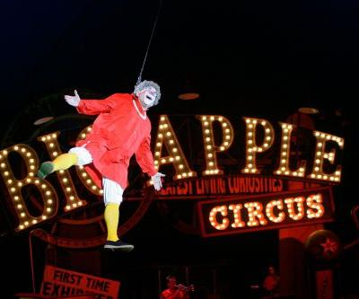 Big Apple Circus performer 'Grandma the Clown' resigns over sexual misconduct