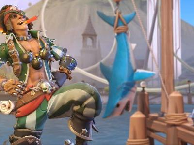 Weekend Console Download Deals for May 25: Free Overwatch Anniversary Weekend