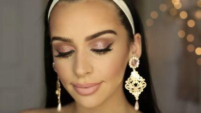 Rose Gold Makeup Tutorial Perfect For Any Season