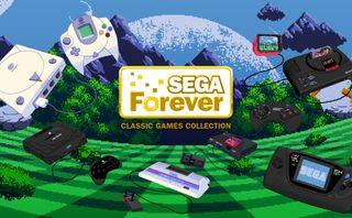Sega Forever is the ad-supported game compendium you never knew you needed