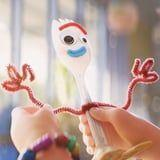 Get Exclusive Peeks at Toy Story 4 in This Clip of Its Stars Attempting to Re-Create Forky
