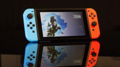 Nintendo accused of copyright theft over Switch controller design