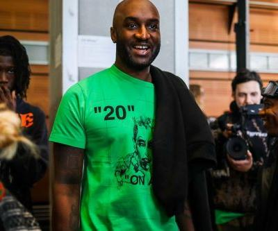 Virgil Abloh Might Have Previewed a New Drake x Swae Lee Collaboration