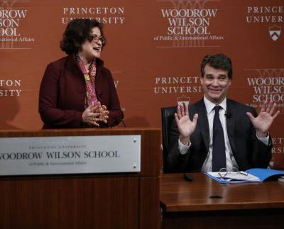 Princeton University Removes Woodrow Wilson's Name From Public Policy School For His 'Racist Thinking'