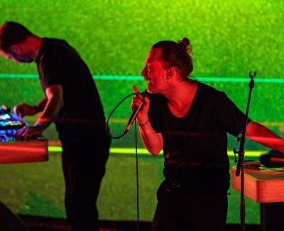 "Preview Thom Yorke & Tarik Barri's Audiovisual Installation ""City Rats"""