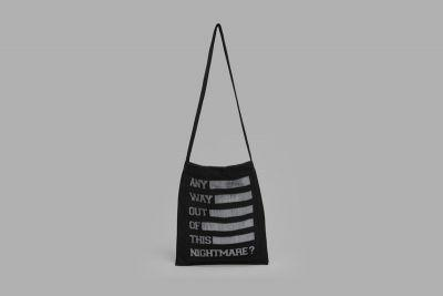 Raf Simons' Politically-Themed Tote Bag Is Now up for Grabs