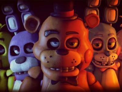 Five Nights at Freddy's is Coming to Switch