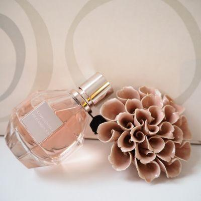 Flowerbomb Dry Body Oil by Viktor and Rolf