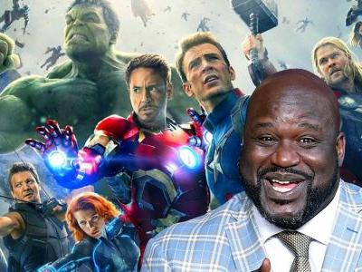 Shaquille O'Neal Campaigns For Role In The Avengers