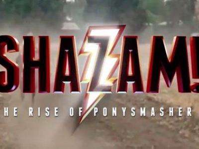 Fake Shazam Trailer Arrives for April Fools' Day and It's Amazing