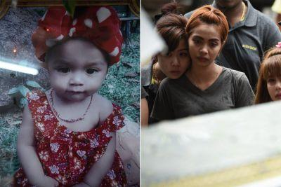 Family mourns infant whose murder was posted to Facebook