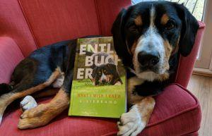 The Book Is Here! Entlebucher Mountain Dogs - What I Wish I Knew