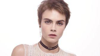 Dior Chooses 25-Year-Old Cara Delevingne As The Face Of Its Anti-Aging Products