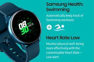 Samsung is substantially improving the Galaxy Watch Active before releasing a second generation