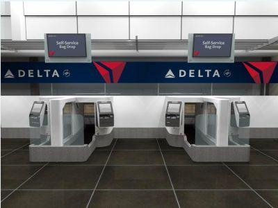 Delta wants to use facial recognition technology to make checking your bags easier