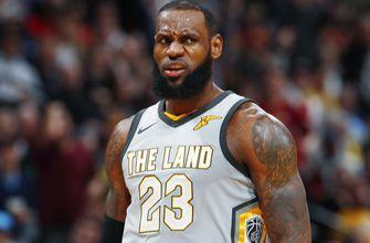 LeBron James's clutch 4th quarter lifts Cavaliers over Nuggets, 113-108