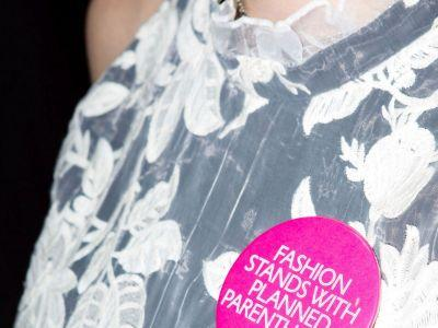 These Teens Crushed Their High School Fashion Show With Handmade Planned Parenthood Gowns