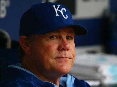 Royals manager Ned Yost says he's lucky to be alive after fall