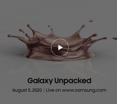 How to watch the Samsung's Galaxy Unpacked Event 2020