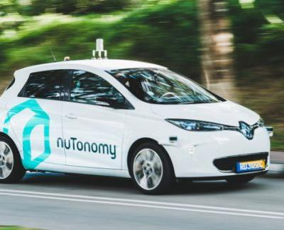 Delphi to acquire autonomous car startup NuTonomy for $450 million