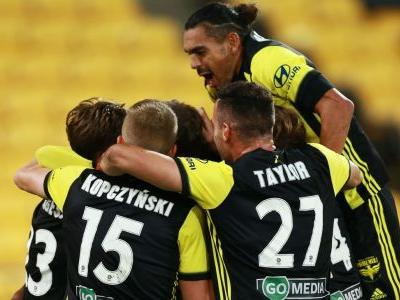 Roy Krishna hat trick sees Wellington edge Melbourne in A-League thriller