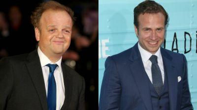Jurassic World 2 Cast Adds Toby Jones and Rafe Spall