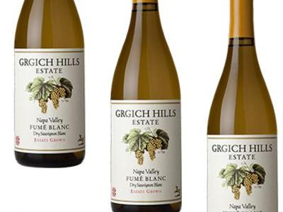 Grgich Hills Estate Fumé Blanc 2016, Napa Valley