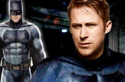 Only One Thing Could Get Ryan Gosling to Star in a Batman