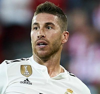 'Despicable elbow!' - Ramos sets off fury after bloodying opponent