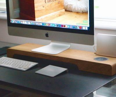 30 Beautiful Computer Stand for Desk Graphics
