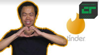 Crunch Report | Tinder Unveils New Gold Subscription
