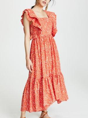 Coral Bridesmaid Dresses Are a Spring/Summer Classic