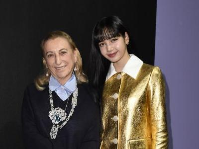 MFW highlights: Blackpink's Lisa sat front row at Prada, Giorgio Armani spoke against trends and more