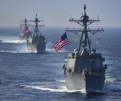 The US Navy turns 243 today - check out these incredible photos of the Navy in action