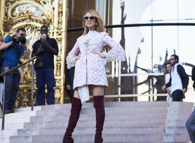 Céline Dion Gets Naked & Reveals Her Absolute Fave Outfit