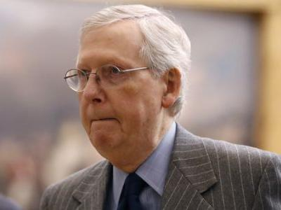 READ: McConnell Lays Out Plan For Senate Impeachment Trial Procedure