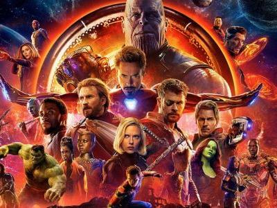 Avengers: Infinity War Wins Big at the People's Choice Awards