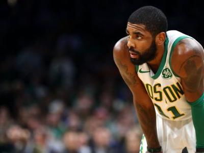 Kyrie Irving injury update: Celtics star 'day-to-day' with strained right knee