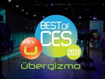 Ubergizmo's Best of CES 2021