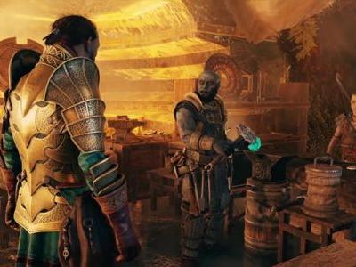 God of War: The Journey - A Path To Jotunheim