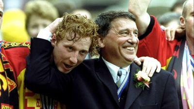 'A legend and a gentleman' - Football world pays tribute to Graham Taylor