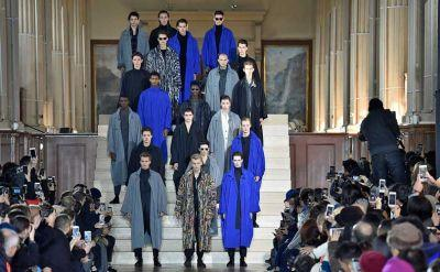 Paris Men's Fashion Week embraces nature and country-style